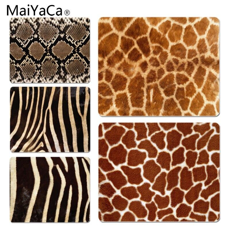 MaiYaCa мех текстуры компьютерных игр для мышей Размеры для 25X29 см игровые коврики