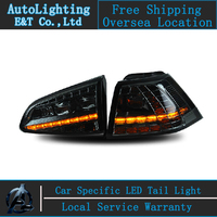 Car Styling Tail Lights For VW GOLF7 LED Tail Light Volks Wagen LED Tail Lamp Rear
