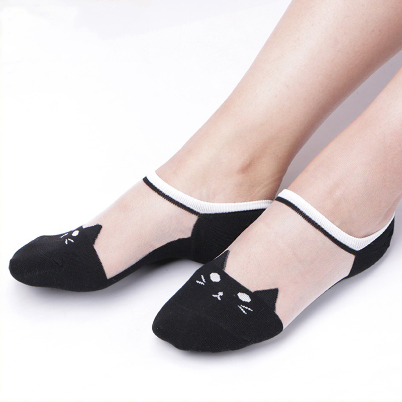 1 Pair Spring Summer Fashion Socks Ultra