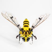 Yellow bee Building Blocks for Kids