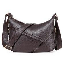 Frauen Cross Body Messenger beutel Neue Casual Weichem Leder Frauen taschen umhängetaschen handtaschen Weiblichen Handtasche Mochila Bolsas Femininas