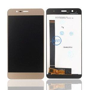 Image 5 - Voor Asus Zenfone 3 Max ZC520TL Lcd Touch Screen 5.2 + Gereedschap En Lijm Digitizer Vergadering Wit Zwart goud