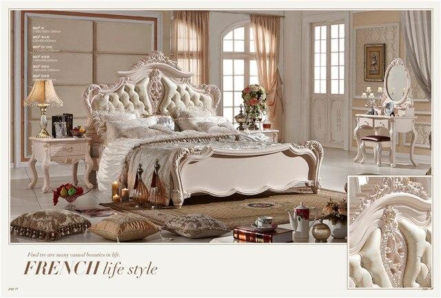 оптовая продажа королевский спальный гарнитур китайский деревянная