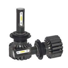 1 Pair Led  H7 8000 Lumen Bulb Headlight 60W 6000K Bulbs Lamps LED Car 12V 24V