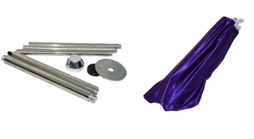 Base de Table en acier inoxydable-CW avec connecteur tours de Magie accessoires de scène Gimmick Prop magiciens utilisés pour la Magie de Table - 6