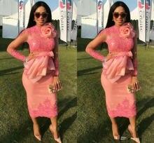 2019 южноафриканские кружевные вечерние платья с аппликацией