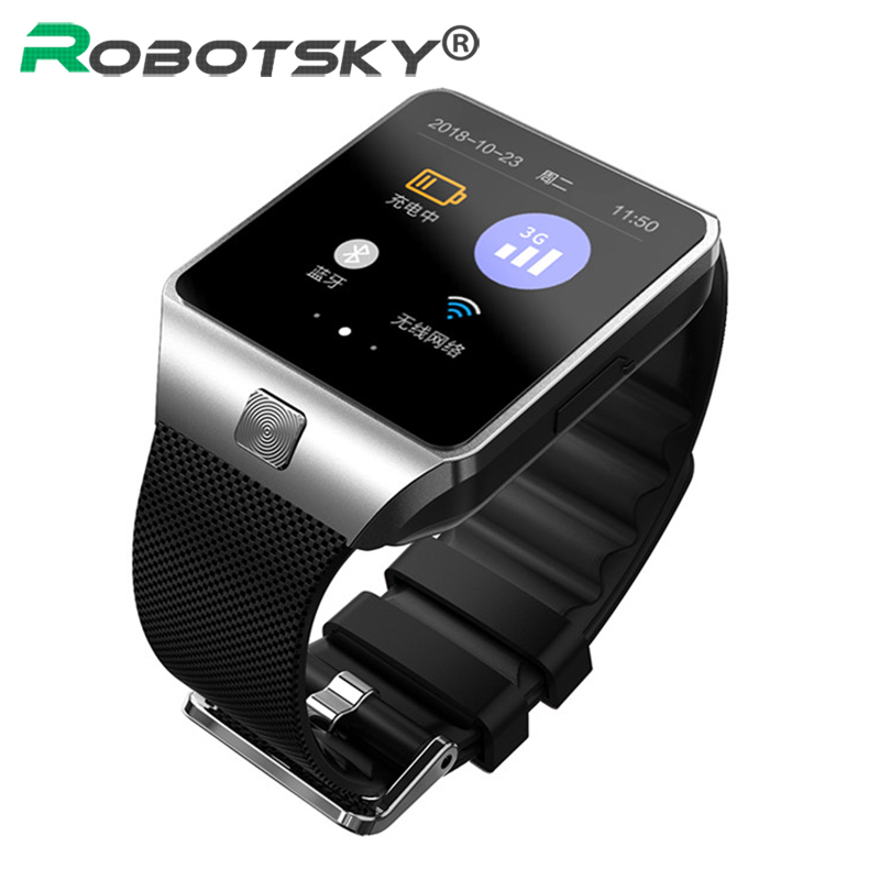 QW09 Bluetooth Smart Watch Upgraded Version Wifi 3G Passometer Smartwatch with C