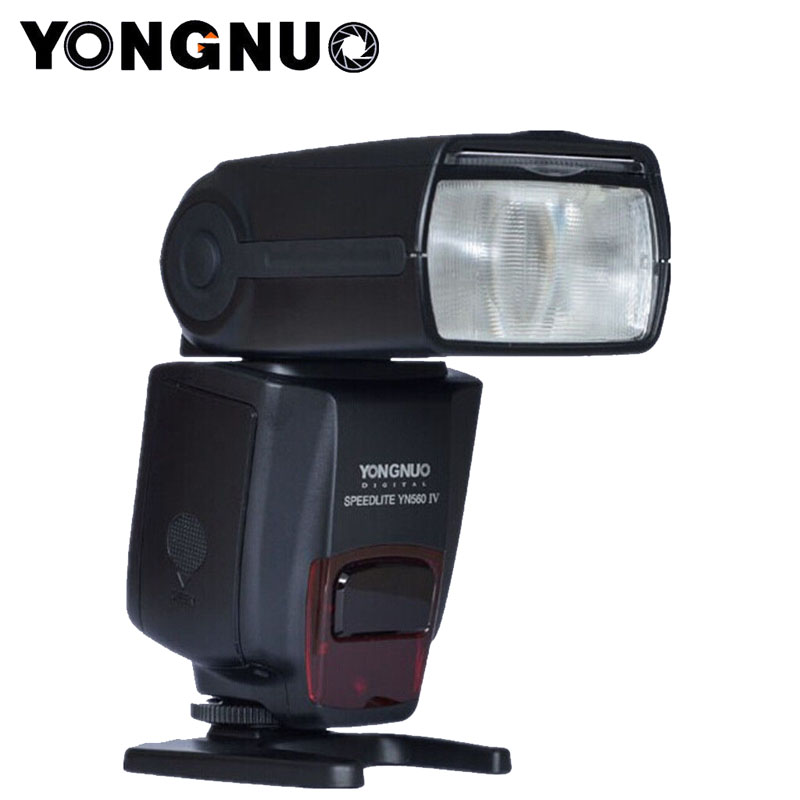 YONGNUO YN-560IV YN560 IV Flash Speedlite for Canon EOS 5D Mark II III 7D 5D 50D 40D 500D 550D 600D 650D 1000D 1100D 450D 400D original yongnuo yn560 iv yn 560 iv master radio flash speedlite rf 605 wireless trigger for canon 1000d 650d 600d 550d dslr