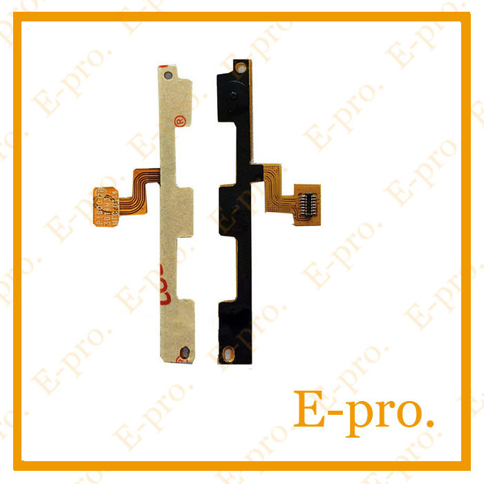 New Power On/Off +Volume Buttons Flex Cable For Xiaomi Mi3 M3 Power Flex Cable Repair Parts
