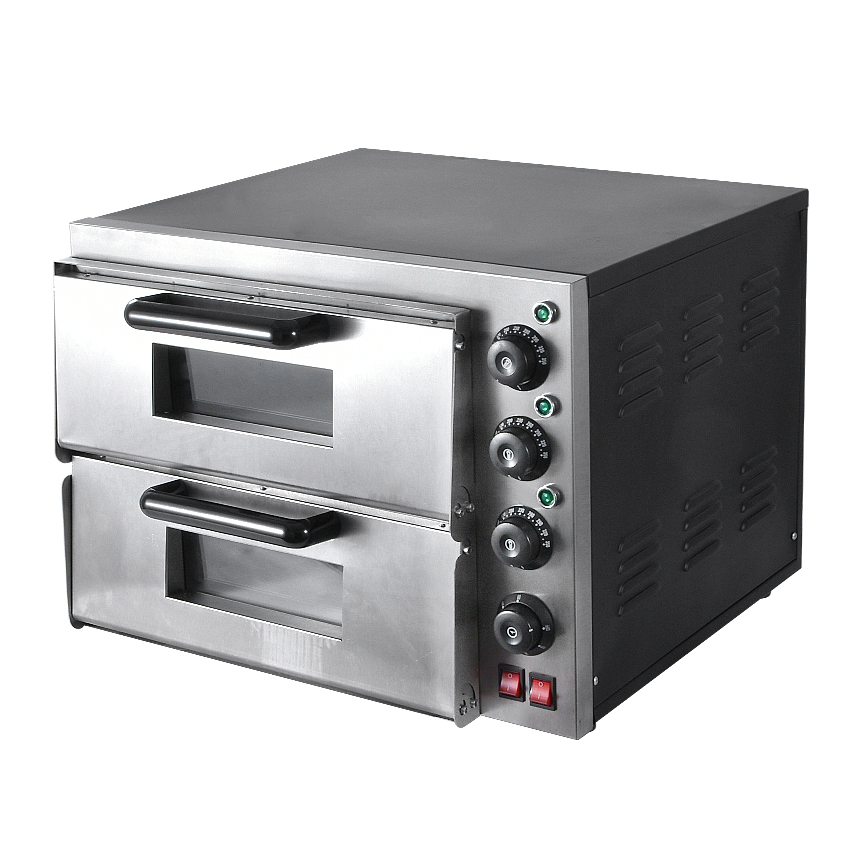 EP2P Electric Oven For Pizza 16 inch Timer for commercial use to make bread, cake, pizza 220V/50Hz Baking size 40 * 40 * 11.5CMEP2P Electric Oven For Pizza 16 inch Timer for commercial use to make bread, cake, pizza 220V/50Hz Baking size 40 * 40 * 11.5CM