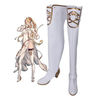 NieR Automata YoHRa Commander Cosplay Boots Shoes Halloween Carnival Cosplay Costume Accessories For Women Custom Made