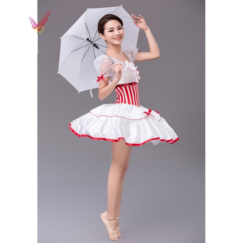 Free Shipping Gymnastic Leotard Ballet Tutu Dress Girl