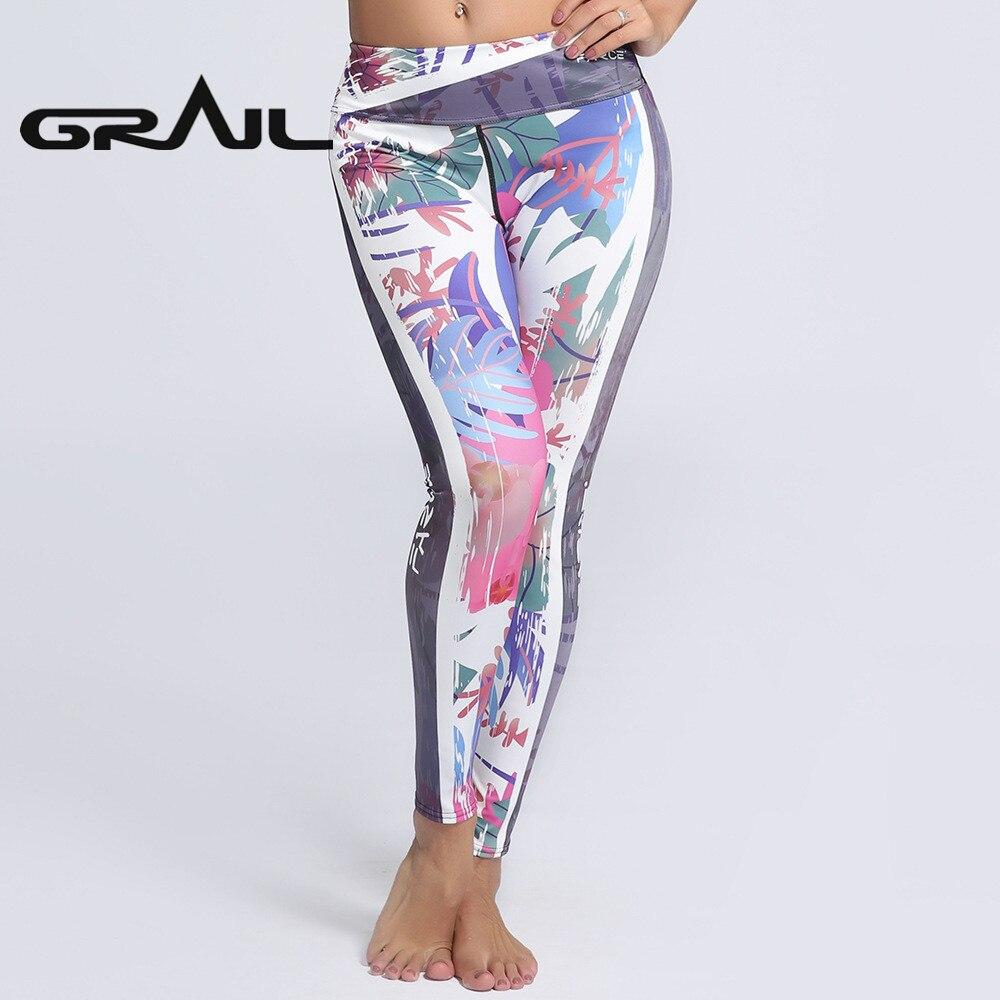 9329835cc71eb2 Detail Feedback Questions about Ladies Mid Waist Yoga Leggings Workout  Leggin Fitness Women Pants Breathable High Elasticity Trousers QWuick Dry  Legin YOGA ...