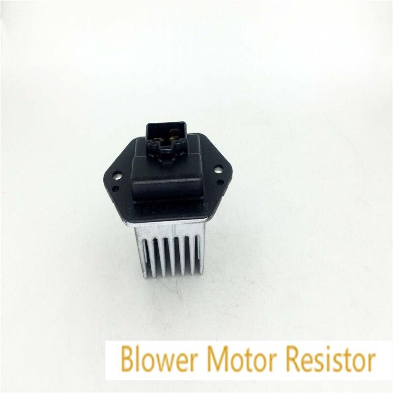 New Blower Motor Fan Resistor Regulator For Volvo