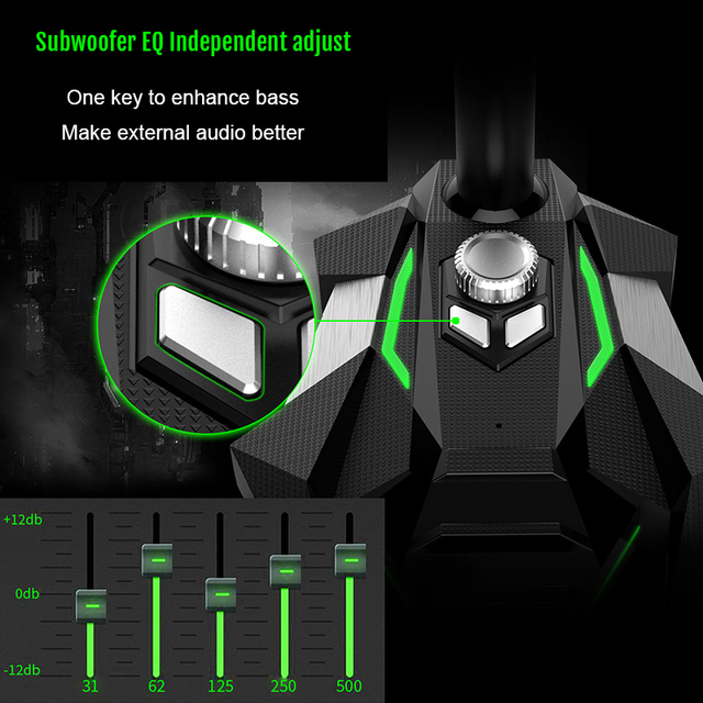 Dynamic Wired Microphone USB Studio Gaming 360 Omnidirectionnel PC Microphone for Computer Desktop Professional Dual Mic LED