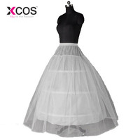 5346338224 XCOS Petticoat Wedding Dress Apannier Wedding Dress Underskirts 3 Circle  Can Use Inside Dress Underwear