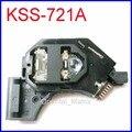 Бесплатная доставка, оригинальная деталь, 8-820-165-06 оптический приемник KSS721A, автомобильная CD Лазерная линза, оптический приемник