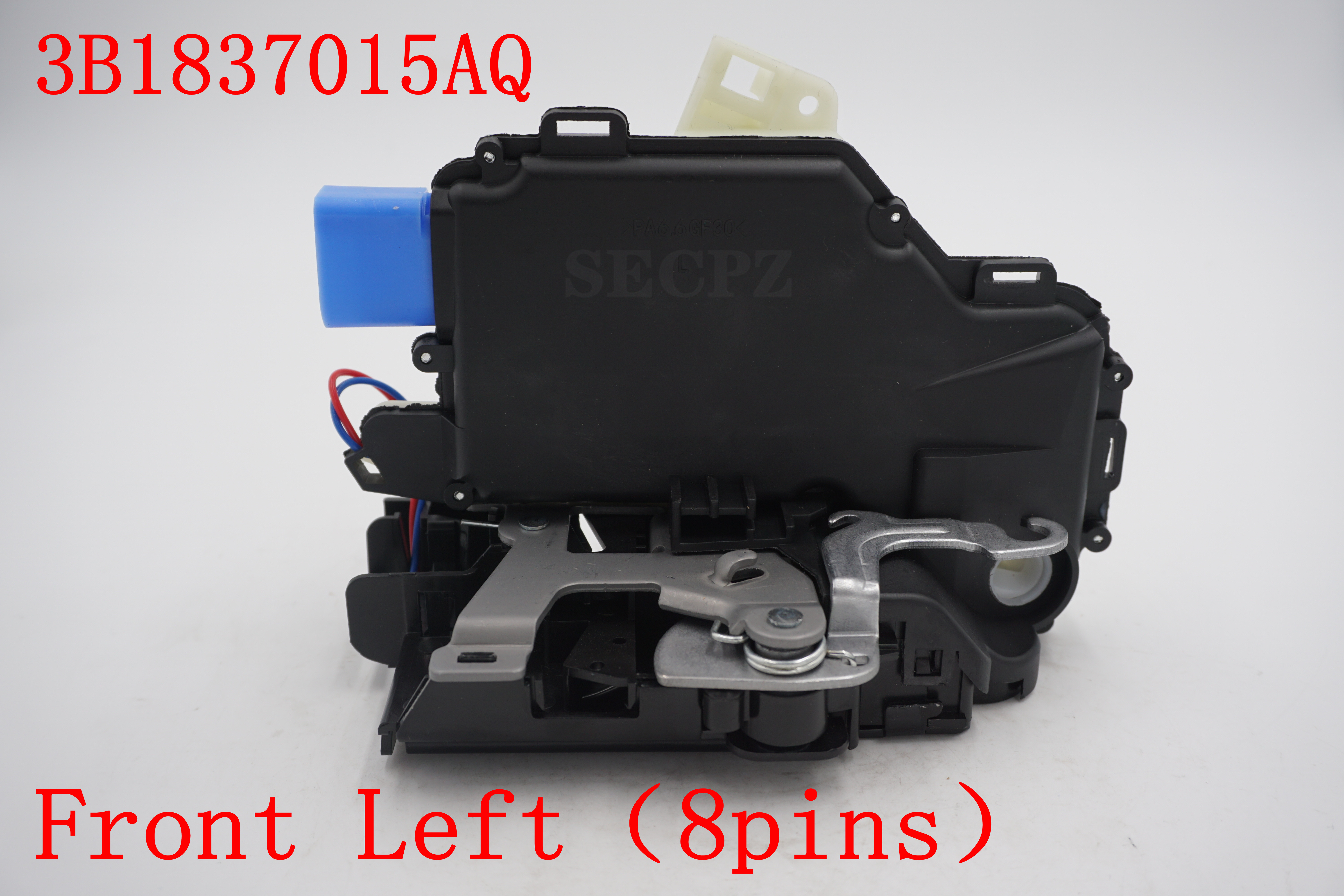 FRONT LEFT Central Lock Actuator 3B1837015AQ 3B1837015BC 5J1837015 6QD837015B 3B1837015AR FOR VW T5 POLO SKODA FABIA ROOMSTER