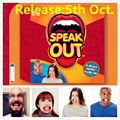 In Stock Brand New Speak Out Board Party Game Hasbro Funny Gags Toys Practical Novelty Gag Toy