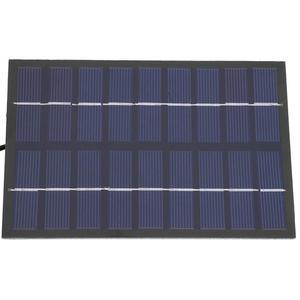 Image 5 - Pompe à eau, 200l/h, avec panneau solaire, pompe à eau, étang, jardin, maison, pompe à panneau solaire noire
