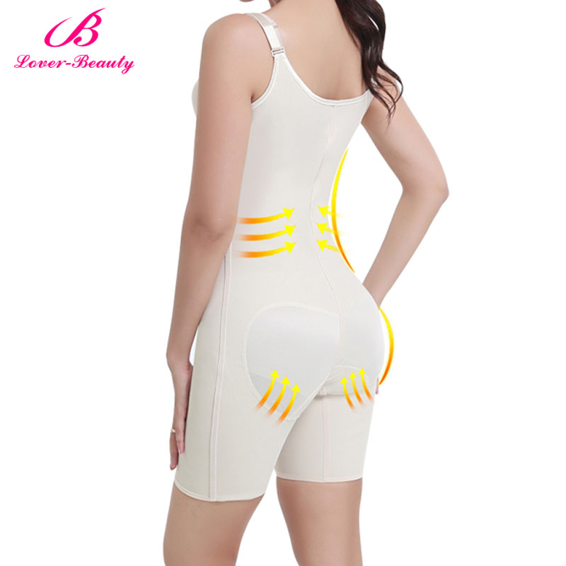 cba7bd8a7 Aliexpress.com : Buy Lover Beauty Full Body Shaper Plus Size Waist Trainer  Latex Waist Cincher Corset Tummy Control Underwear Hot Shapers Shapewear  from ...
