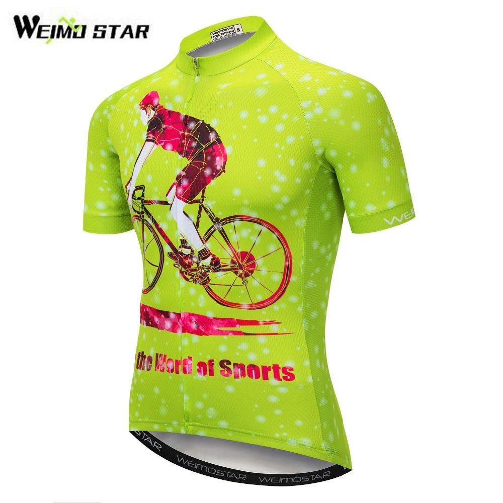 Чоловічі Велосипедні Джерсі MTB - Велоспорт