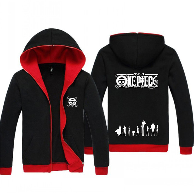 One Piece Sudadera (10 tipos)