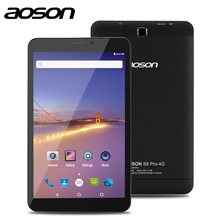 цена на AOSON 7/8 inch 4G/3G phone call tablet Quad-core 1GB+16GB ROM entertainment game android kids tablet HD IPS Bluetooth OTG GPS