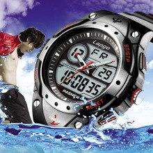 100 Meters Waterproof 2019 Fashion Brand Luxury Military Diver Quartz W
