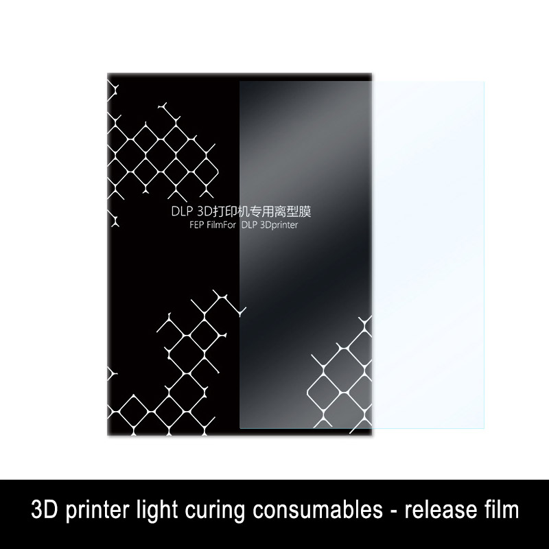 1-10PCS 140x200mm SLA LCD FEP Film For Photon Resin DLP 3D Printer