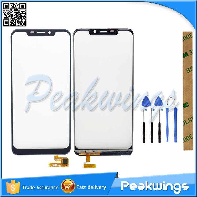 Touch Panel Digitizer Screen For Oukitel C12 Pro Touch Screen