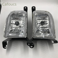 For Daewoo For Chevrolet Lacetti/Optra 4DR buick Excelle hrv 2003~2007 Front bumper fog lights fog lamp include light bulb