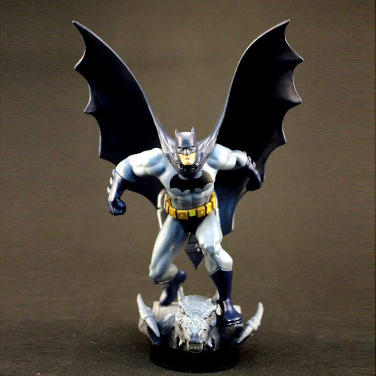 Movie Figure 20 CM The Dark Knight Rises Batman PVC Action Figure Toy Model Collectibles