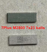 2pcs Lot M2800 7x23 Balls Touch Module Ic Chip For Iphone 7p 7 Plus 5 5