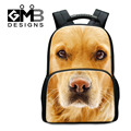 Dispalang Women Big Backpacks Animal Printing School Bags For College Student Dog Cat Travel Laptop Shoulder Bag Mochila Bolsas