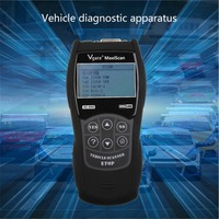 Universal Auto Car Code Scanner Fault Reader Code Scanner Diagnostic Tool OBD2 VS890 Reset Tool with Harmless Paint