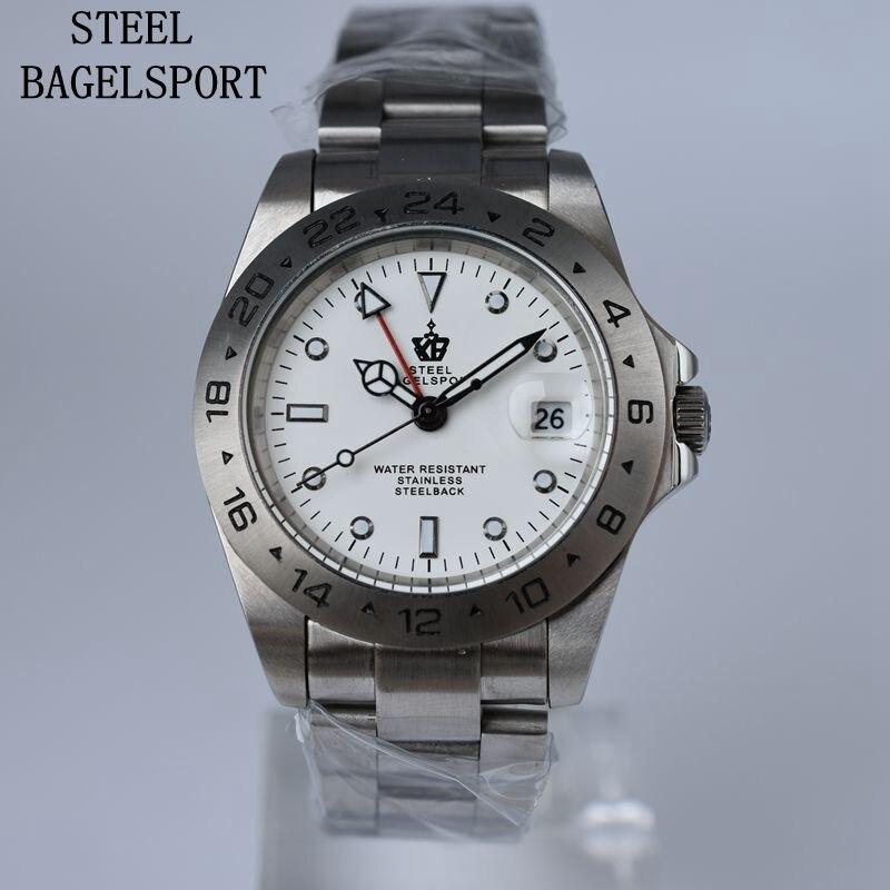 aliexpress buy steelbagelsport mens watches top