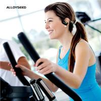 ALLOYSEED Wireless Bluetooth Sports Earphone Magnetic In Ear Stereo Auricular Bluetooth Earpiece Headset For Smartphone