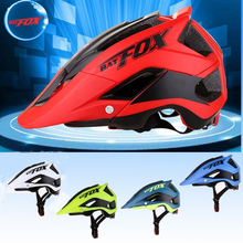 BATFOX 2017 New Cycling Helmet Men Women Road Mountain MTB Helmet Ultralight Integrally-molded Bicycle Helmet Casco Ciclismo