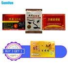 Buy 3 Get 1 Sumifun 8Pcs 7*10 cm Pain Relif Plaster with 8 Pcs 7X10cm Pain Patch 8 Pcs 7*10cm Menthol Pads Pain Relieving D1019