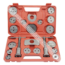 On sale 21pcs Auto Brake Tools of Piston Rewind Caliper Wind Back Tool Kit for Car Brake System