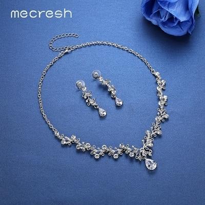 Mecresh Silver Color Flower...