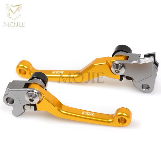 Para Suzuki DRZ400S DRZ400SM DRZ 400 S 400SM DRZ400 S SM DRZ 400 S SM 2000-2005 2001 CNC palancas de embrague de pivote palanca de bicicleta de Cross