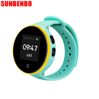 2017 Smart Watch For Kids S668a Touch Screen Smartwatch SIM SOS GPS Tracker For IOS IPhone