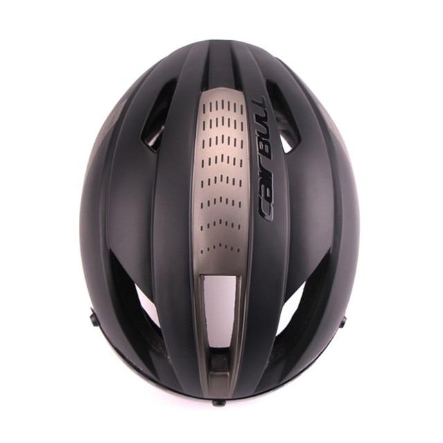 3 lente 280g aero óculos de proteção capacete de bicicleta de estrada esportes segurança in-mold capacete equitação dos homens velocidade airo tempo-julgamento ciclismo capacete 4