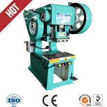 J23-40T sheet metal working machinery /hydraulic stamping machine/stainless steel fabrication punching machine