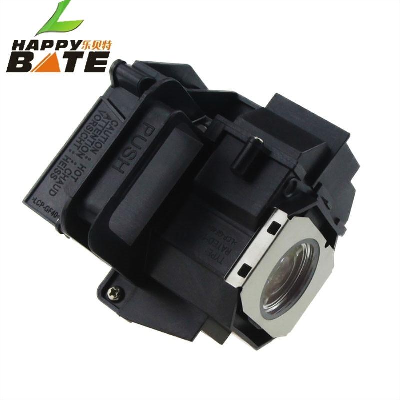 HAPPYBATE ELPLP49 / V13H010L49 Compatibele lamp met behuizing voor - Home audio en video - Foto 5