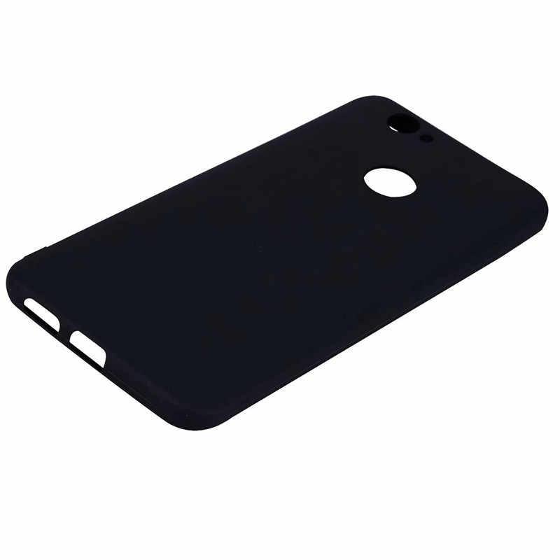 Pour Huawei Nova étui Huawei CAN-L11 étui Silicone couverture arrière téléphone étui pour Huawei Nova CAN-L01 CAN-L11 peut L11 étui 5.0 pouces