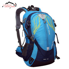 Ourdoor Local Lion Professional Mountaineering Bag Camping Climbing Cycling Runing Hiking High Capacity Waterproof Backpack