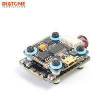 Diatone Мамба F405 мини Betaflight игровые джойстики и F25 25A 2-4 S DSHOT600 FPV Racing безщеточный ESC для модели RC